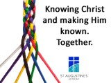 Knowing Christ and Making Him Known. Together.